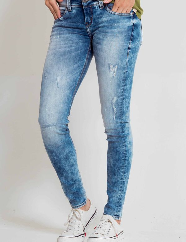 Mujer Ropa Jeans Americanino Urbano 6 Tiro Bajo Virginia De R 1 00 Ate R 50 00 Medio Claro Novomodecol