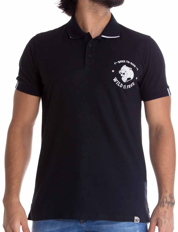 POLO-REGULAR-NEW-PROJECT-NM1101270N000-NEGRO