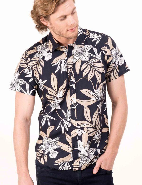 camisa-hombre-manga-corta-slim-holborn-