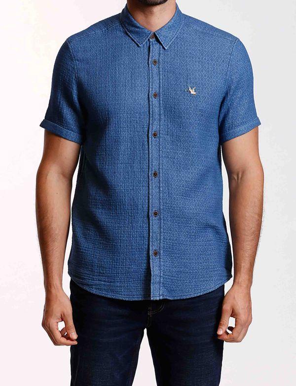 camisa-hombre-manga-corta-chevignon-619a005-azul