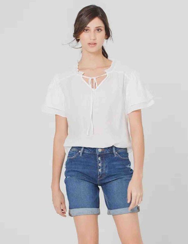 camisa-mujer-manga-corta-esprit-419a003-crudo