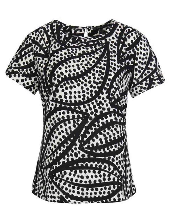 camisa-mujer-manga-corta-esprit-419a005-negro