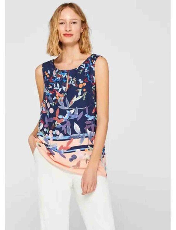camisa-mujer-manga-corta-esprit-419a709-azul