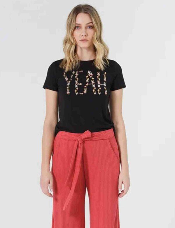 camiseta-mujer-manga-corta-esprit-901b004-negro