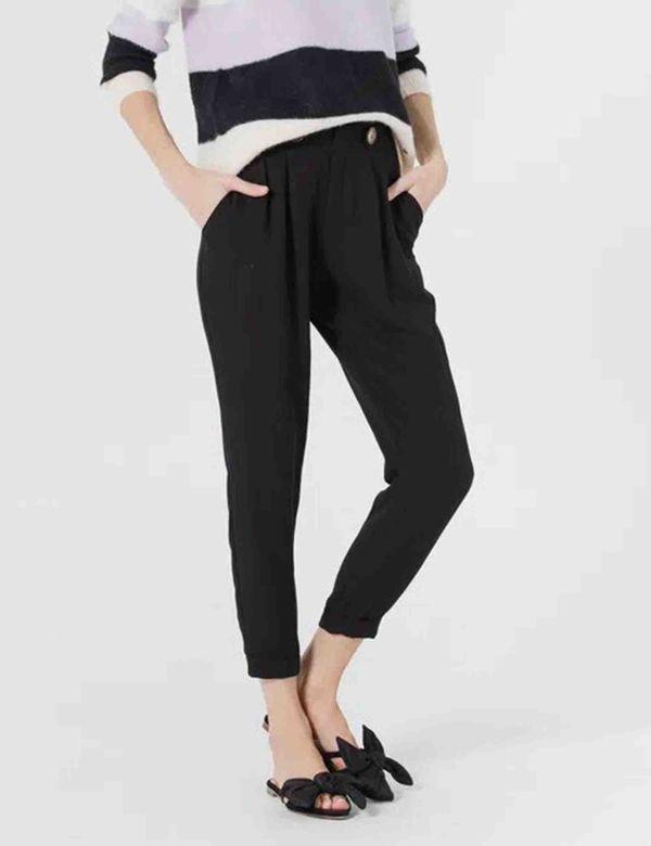 pantalon-tela-mujer-esprit-931b003-negro