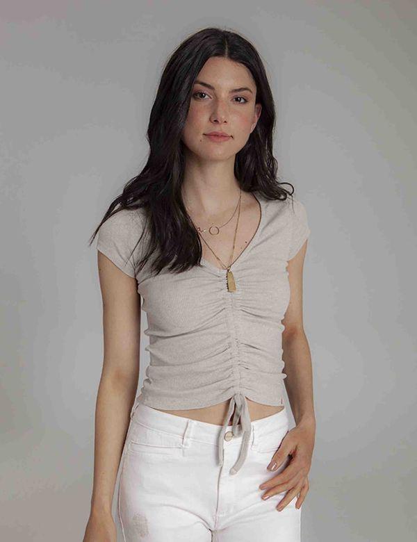 camiseta-mujer-manga-corta-americanino-601b011-crudo