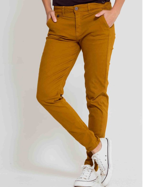 pantalon-mujer-americanino-632a003-amarillo