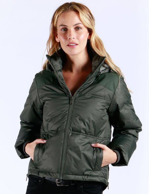 CHAQUETA-MUJER-QUILTED-CHEVIGNON-729B004-VERDE